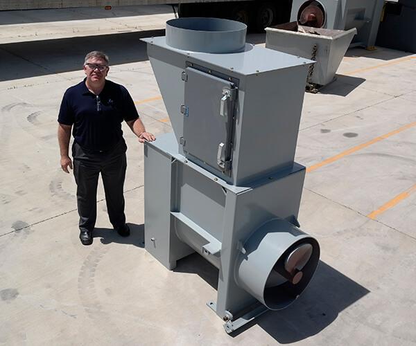 APT series auger compactors