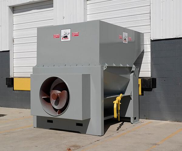 CA Series auger compactors