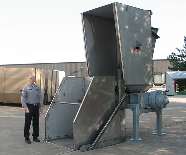 equipment installed at Abbott