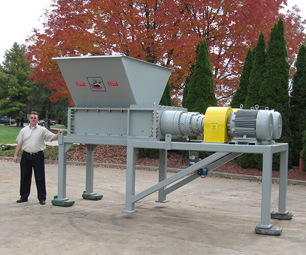 equipment installed at Blue Grass