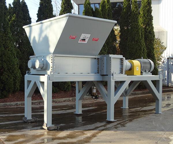 equipment installed at Intertrade