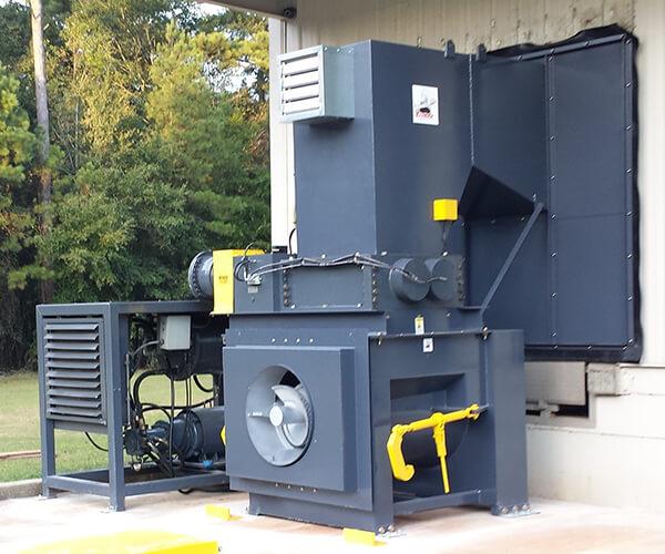 equipment installed at kalman