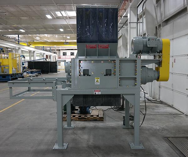 equipment installed at Nellis