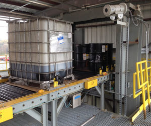 Staging Conveyors container