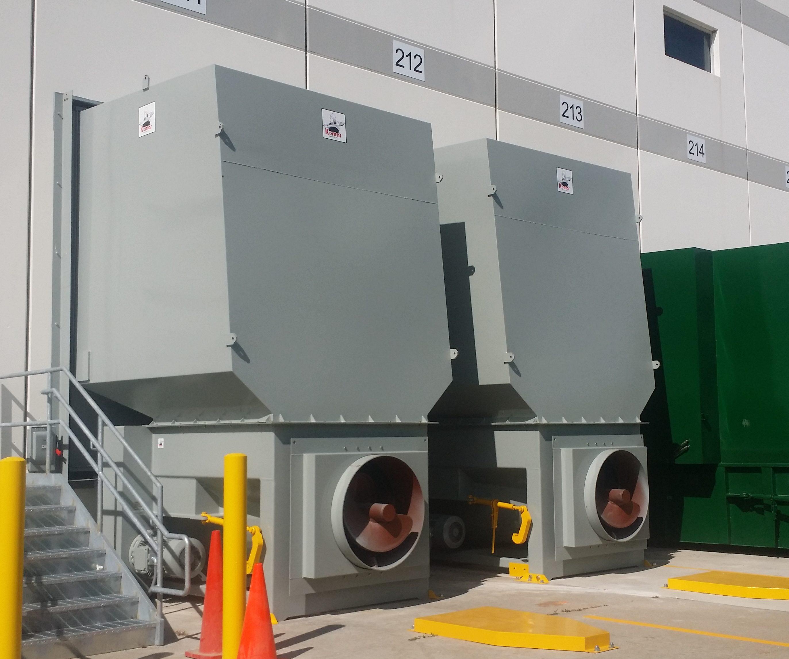 EM General Series auger compactor