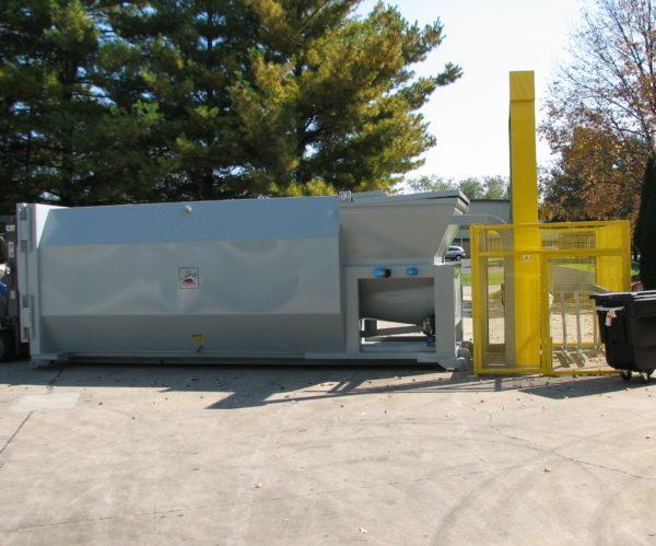 CASC Series auger compactor