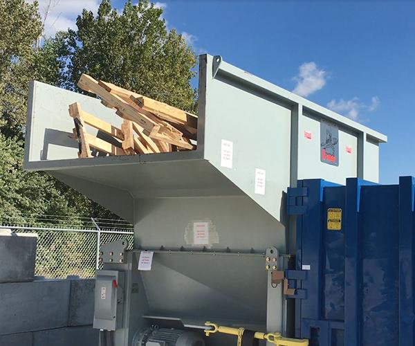 equipment installed at Davidson