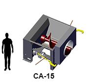 CA-15 model size comparison
