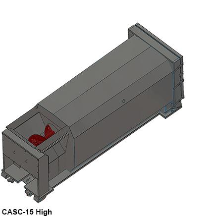 CASC-15 High model size comparison