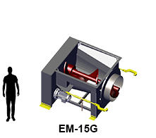 EM-15G model size comparison