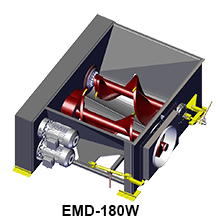 EMD-180W model size comparison