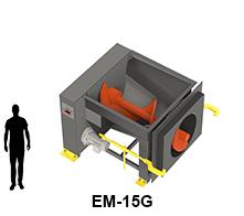 EM-15G model size comparison