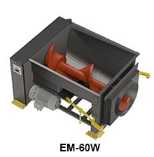EM-60W model size comparison