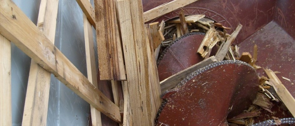 Wood Processing in Auger-Pak®