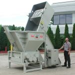QR4030 with Tipper