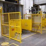 Auger-Pak™ EM-40GHS, Dock Plugin Installation, Rear Feed Hopper, Conveyor and Tipper-Fed, Inside View