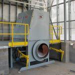 Dock Platform Installation, At-Level Doors, Right Feed Hopper, Hand-Fed