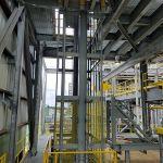 Palletized Waste Lift
