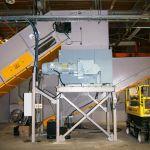 EPC-40 Installation Conveyor Fed