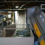EPC-40 Installed between conveyor and break