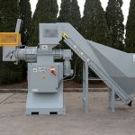 EPC 7.5 with Cleated Rubber Belt Conveyor