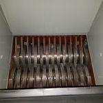 Shredder Processing Chamber