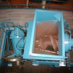 Processing Chamber of Hydraulic Feeder with Injector