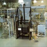 HF-12-40, Medical waste to a plasma arc furnace.
