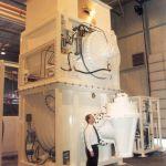 Palletized Haz-Waste in Komar Plant