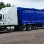 EPC-150 Container Collection Trailer