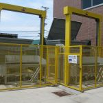 EM-General Series for Cardboad, and CASC Series for Wet Waste at UPMC Hospital