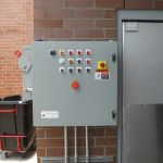 Control Box for self-contained and tipper.